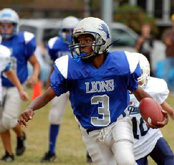 Canaryville Lions Youth Football
